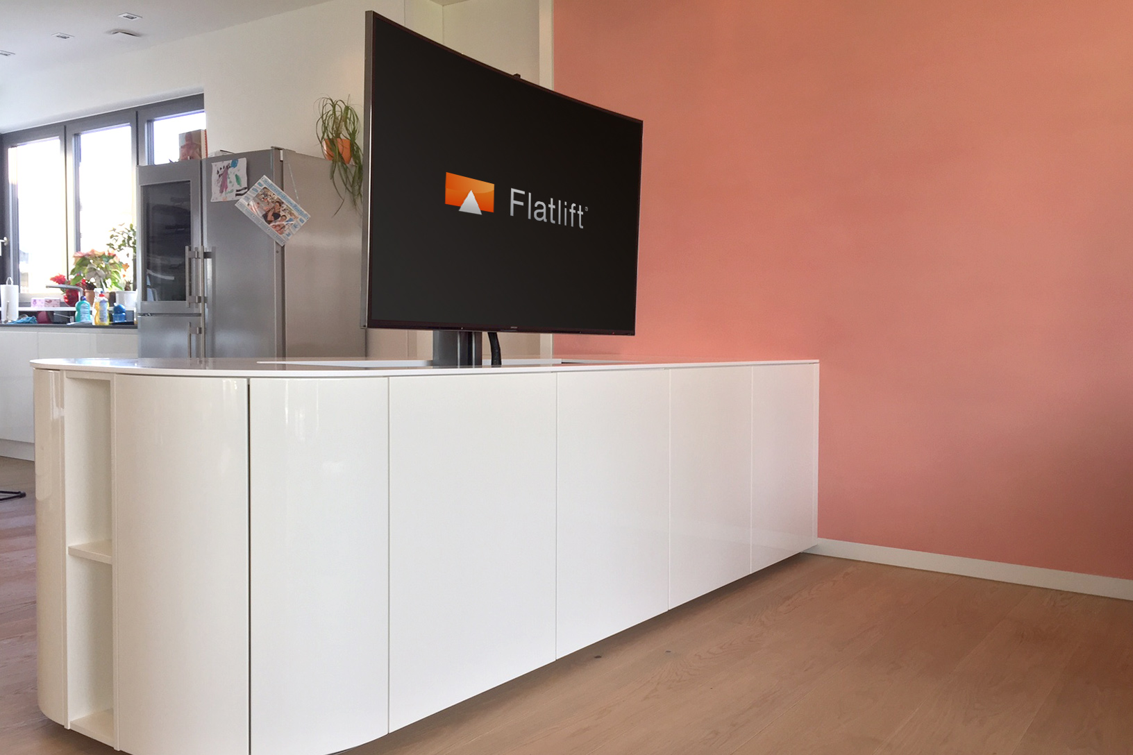 TV-Lift Projekt Blog - von Flatlift TV Lift Systeme GmbH