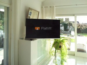 tv lift projekt blog von flatlift tv lift systeme gmbh. Black Bedroom Furniture Sets. Home Design Ideas