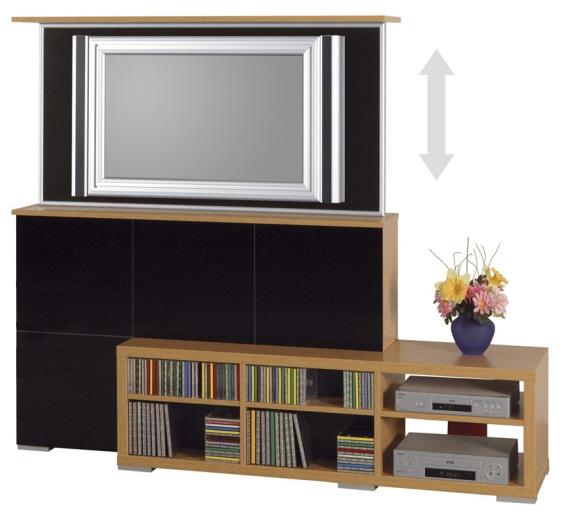 Einfaches TV Lift Projekt